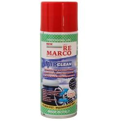 Очиститель кондиционера RE MARCO. Аэрозоль. Аромат-КЛУБНИКА. 400 мл.