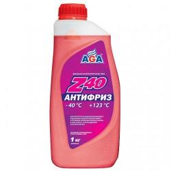 Антифриз, готовый к применению AGA Z40 (946 мл/1 кг)