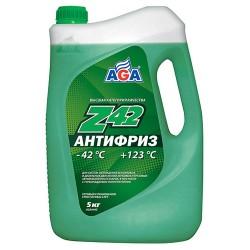 Антифриз, готовый к применению AGA Z42 (4.73 л/5 кг)
