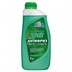 Антифриз, готовый к применению AGA Z48 (946 мл/1 кг)
