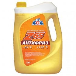 Антифриз, готовый к применению AGA Z65 (4.73 л/5 кг)