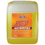 Антифриз, готовый к применению AGA Z65 (9.46 л/10 кг)
