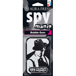 Spy Mania Bubble Gum