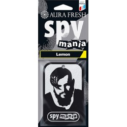 Spy Mania Lemon