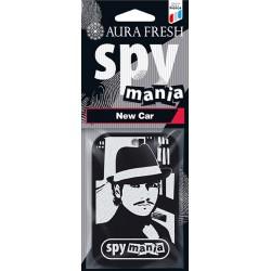 Spy Mania New Car