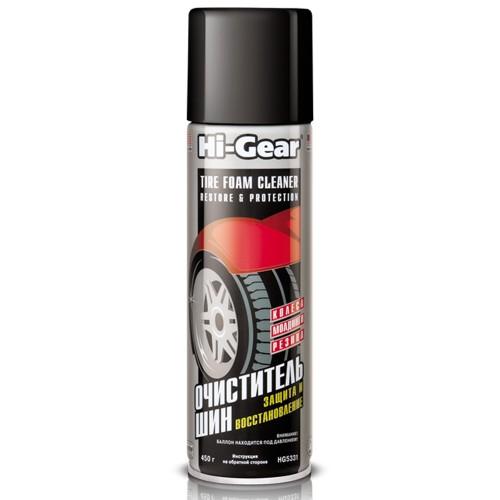 Кондиционер-очиститель для шин. 454 мл.