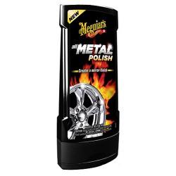 Многофункциональный полироль-очиститель металла. 236 мл.