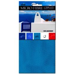 Микрофибра. Чистящая салфетка для удаления сильных загрязнений.