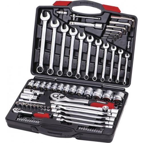 Набор ручного инструмента, 78 предметов